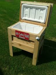 ana white outdoor wooden cooler diy projects