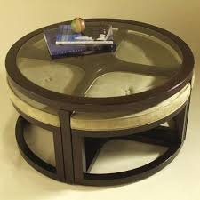 round coffee table with seats round coffee table with nesting stools
