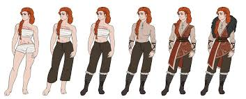 Petra Larson Outfit Build by AriaGavran on DeviantArt