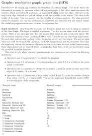 Print A Graph Solved Cse Algorithm Design And Analysis Graphs Read Pri