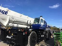 2019 Tadano Gr1600xl Crane For Sale In Houston Texas On