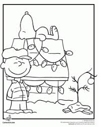 Small Picture A Charlie Brown Christmas Coloring Activity Grandma Ideas