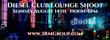 Diesel Club Lounge Shoot Three Rivers Marketing Group