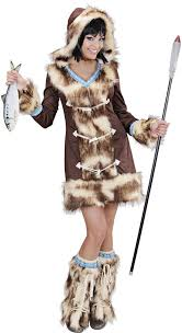 y inuit eskimo girl costume new las carnival fancy dress