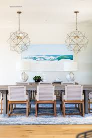 A Coastal Dining Room Designed by Becki Owens   Lowcountry Homes ...