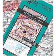 Netherlands Rogers Data Vfr Aeronautical Chart 500k 2019 Crewlounge Shop By Flyinsite