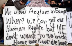 Image result for eu asylum seekers