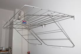 ikea laundry rack. Fine Rack Wall Mount Metal Wire Clothes Drying Rack Designed By IKEA On Ikea Laundry Rack G