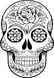 Skeleton Colouring Pages To Print Hard Coloring Page Pirate Skeleton