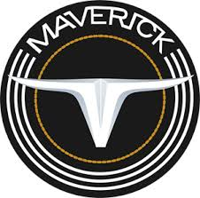 Ford Maverick Logo Vector (.CDR) Free Download