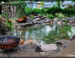 how to build a water garden koi fish pond in new jersey