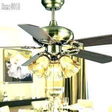 chandelier fan light hunter kit ceiling fans with lights white crystal