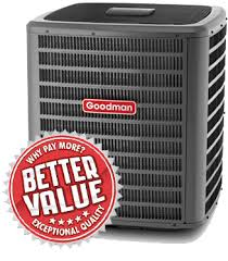 goodman ac png. the goodman brand has a central air conditioning system that is perfect for your home \u2014 at refreshingly affordable price. even on hottest days of ac png