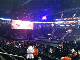 Sprint Center Section 105 Concert Seating Rateyourseats Com