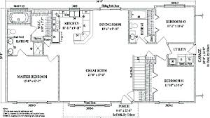 ranch house plans with basement. Small House Plans With Basement Ranch Floor Open Plan Awesome For Houses Images Home Walkout