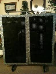 Pegboard Display Stands Uk My First Display Boardfor My Paparazzi Jewelry Using Peg Board I 8