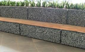 Small Picture Gabion Fences and Stone Walls Rock fence design USA