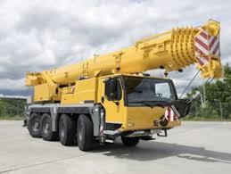 70 Ton Liebherr Ltm 1070 All Terrain Crane