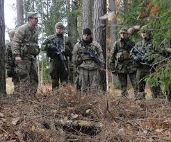 army recon scout united states army reconnaissance and surveillance leaders course