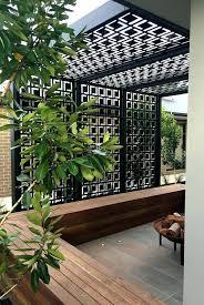 apartment patio privacy ideas. Apartment Patio Privacy Ideas Backyard Lattice Screen Plants Large Size Of