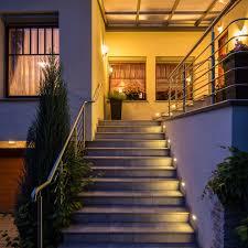 Outdoor stairway lighting Operated Outdoor Stairway Lighting Nightvision Outdoor Lighting Outdoor Stairway Lighting Types Of Outdoor Stairways