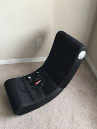 gaming lounge chair with audio