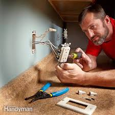 how to install electrical outlets in the kitchen the family handyman how to install electrical outlets in the kitchen