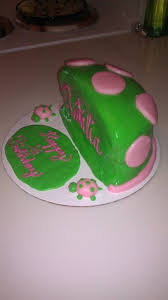 Half Birthday Cake Cakecentralcom
