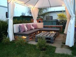 awesome outdoor furniture made out of pallets and attractive patio  furniture made out of pallets garden