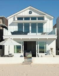 Charming Modern Beachfront Cottage (Home Bunch   An Interior Design U0026 Luxury Homes  Blog) | Coastal Home | Pinterest | House, Beach House Plans And Beach House
