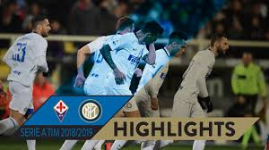 FIORENTINA 3-3 INTER | HIGHLIGHTS | Matchday 25 Serie A TIM 2018/19 | A 101  minute draw... - YouTube