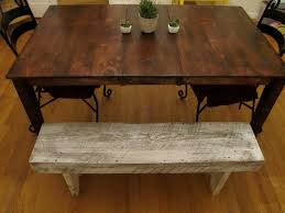 rustic dining table diy. after! rustic dining table diy a