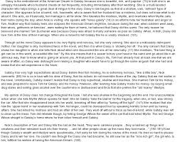 the great gatsby essays great gatsby essay by blainecheatham