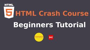 Web Design Crash Course Html 5 Crash Course Web Designing Live Hindi Video Session