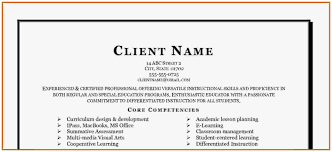 Examples Of Branding Statements For A Resume Resume Branding Statement