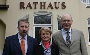 Kandidaten Wahlkreis II. Axel Mylius, Barbara Neinass und Reinhard Röseler. Axel Mylius. Diplom Biologe, 62 Jahre - Birkenstraße 5, Tel. - WK-2-08