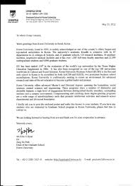 Awesome Collection Of Graduate School Recommendation Letter Sample
