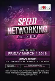 Speed Networking Mixer 3 4 16 Meet New Clients Make New Friends