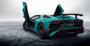 UPDATED: 2016 Lamborghini Aventador Superveloce Roadster Leaked ...
