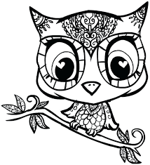 Free Owl Coloring Pages Kids Coloring Pages Owl Free Owl Coloring