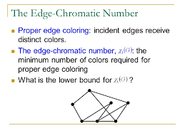 Coloring that graph in the minimal number of colors would tell you how many registers you need in total, as each color can be assigned to a register note that the number of colours here is restricted by the rules of the game. Introduction To Graph Theory Lecture 13 Graph Coloring Edge Coloring Ppt Download