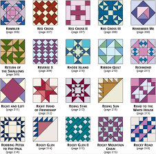 Quilt Square Patterns Inspiration Quilt Square Patterns Build An Epic Collection Of Quilt Block