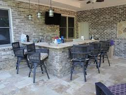 patio with pool and grill. Simple Pool Outdoor Kitchen Bar And Grill Traditionalpatio On Patio With Pool And G
