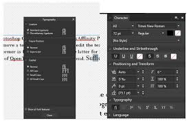 This can have an impact on how dash lines display for closed shapes (see below). Serif Affinity Photo Review Review 2019 Pcmag Uk