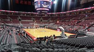 Ohio State Schottenstein Center Seating Chart Schottenstein Center Section 134 Ohio State Basketball