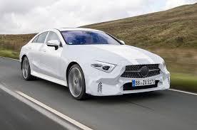 2018 mercedes benz cls. contemporary mercedes mercedesbenz cls 2018 u2013 first ride in preproduction car for mercedes benz cls 0