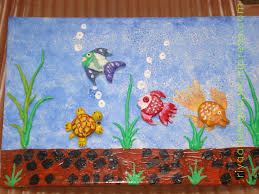 tile painting design