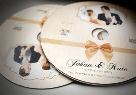Wedding Dvd Cover And Label Template Bundle Vol.2 By Owpictures ...