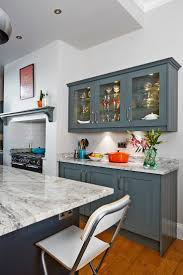 Grey Cabinets Kitchen Painted 58 Best Images About Paint On Pinterest Grey Cabinets Marble