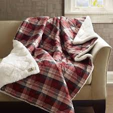 37 best Wrapped in Woolrich images on Pinterest | Fleece blanket ... & Woolrich Tasha Softspun Down Alternative Filled Oversize Throw - Overstock™  Shopping - Great Deals on Adamdwight.com